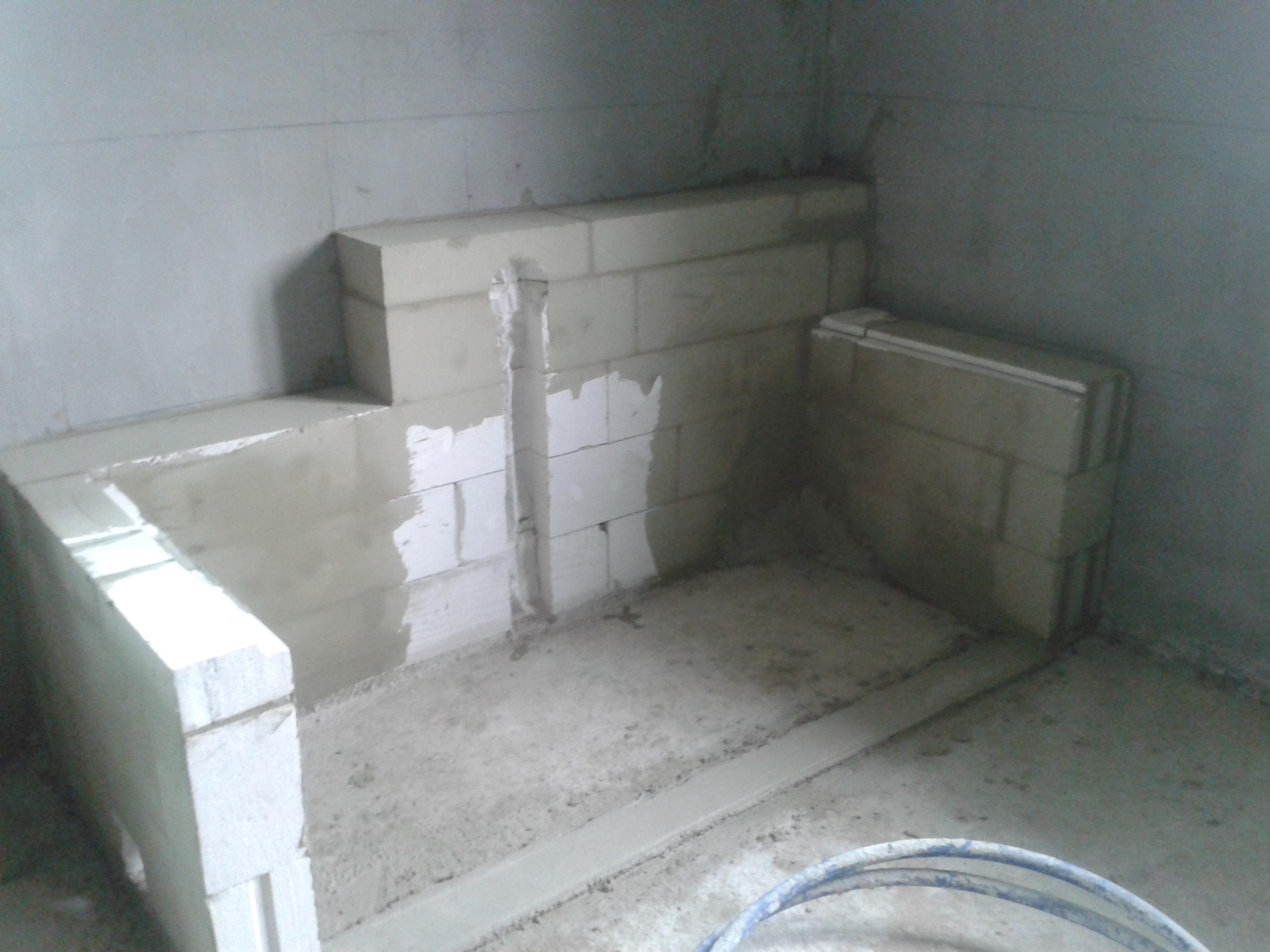 Super Platz für die Wanne | Wir bauen IA51